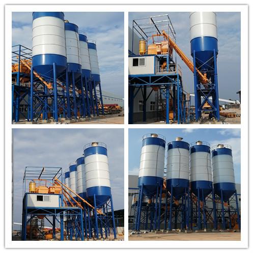 <strong>恭喜我公司为四川中电建成都建筑有限公司安装RPC搅拌站生产设备</strong>